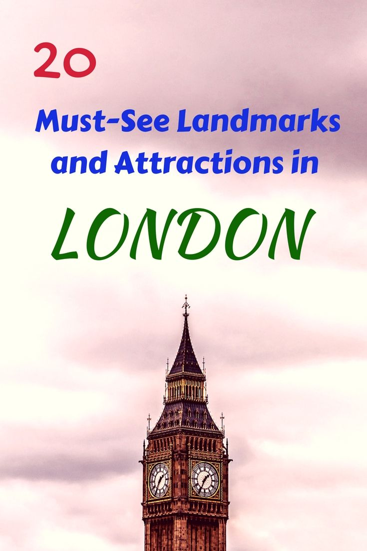 How to plan your next London capital city break in the UK to see the 20 BEST London landmarks there are! Get your bucket list ready, because you're about to tick off a whole host of attractions, from shopping, to architecture, to the best place to see the iconic city skyline… Check out the unmissable things to do in London before its too late!
