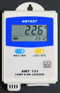 Temperature and Humidity Data logger AMT-131 - Digital Meter Indonesia