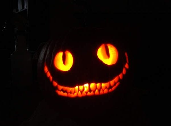 265 best cheshire cat images on pinterest for Pumpkin kitty designs