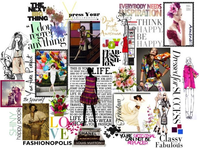 #MoodBoard #Collage  http://fashion-opolis.blogspot.com