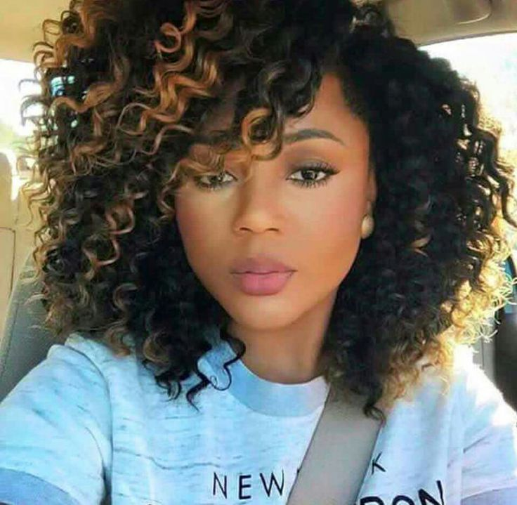 Crochet curly weave hairstyles short curly weave hairstyles