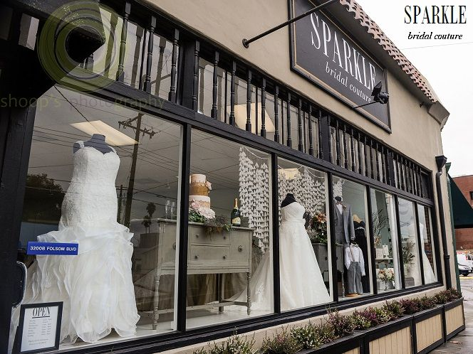 56 best anything but simple at sparkle images on for Wedding dress shops in sacramento