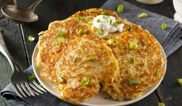 Картофени палачинки на тиган - Рецепта | Ezine.bg
