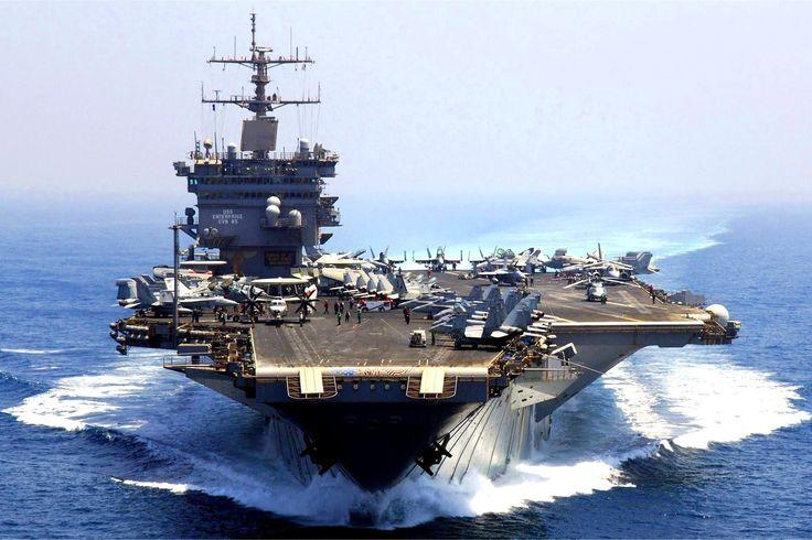 Почему военные корабли США не хотят подходить к Крыму
