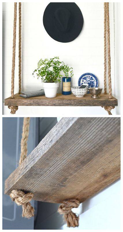 25 Awesome DIY Crafting Ideas For Working With Ropes 22