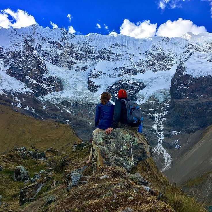 Salkantay 4 day trek to Machu Piccu #salkantaymountain #salkantaytrekking #incatrail #peru