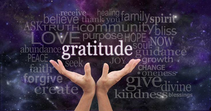 As I lay in bed this morning looking at the ceiling, I conducted my roll call for people, places and things that I AM Grateful for and that I AM thankful for. Gratitude in my life and for my life i...