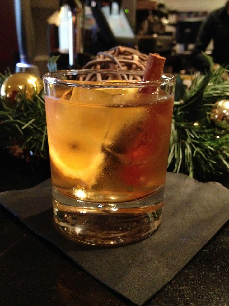 Our Regents Reward #cocktail made by Matthew Cunningham of Channings #Bar #Edinburgh.