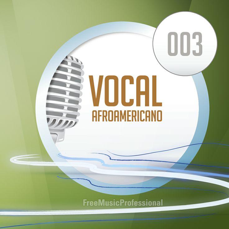 Vocal Afroamerican una excelente composición músical que podrás disfrutar y deleitar con voces africanas de Jazz. Vocal Afroamerican es libre de derechos, Free Royalty Music. Free Music Professional.  http://www.freemusicprofessional.com/index.php/en/genres/vocal/vocal-afroamericano-detail
