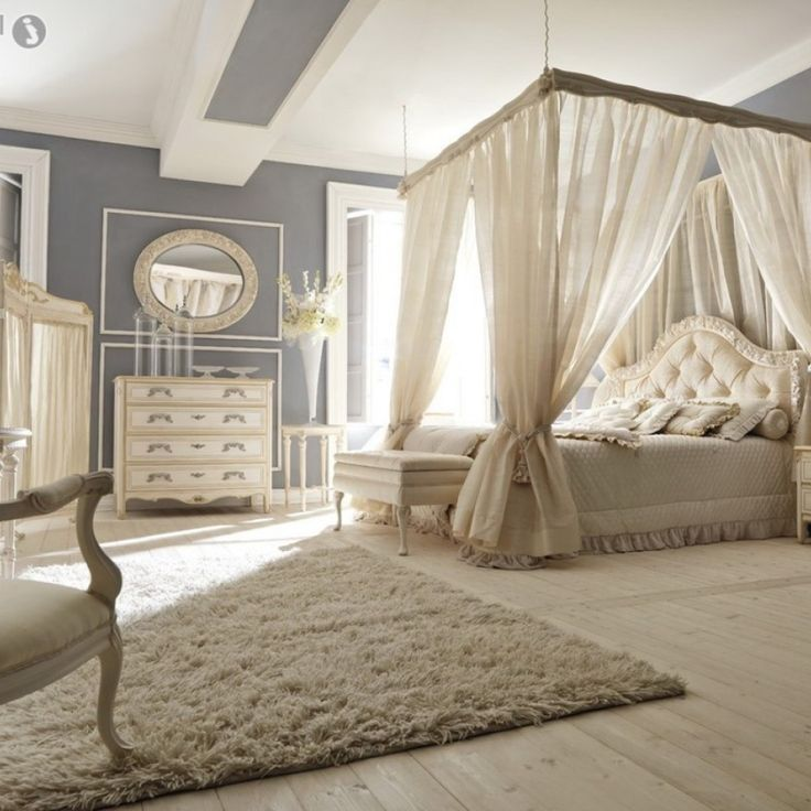Beautiful Spacious Master Bedrooms