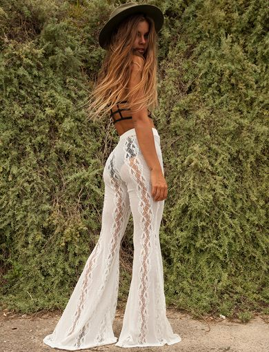 Gypsy Lace Flares -