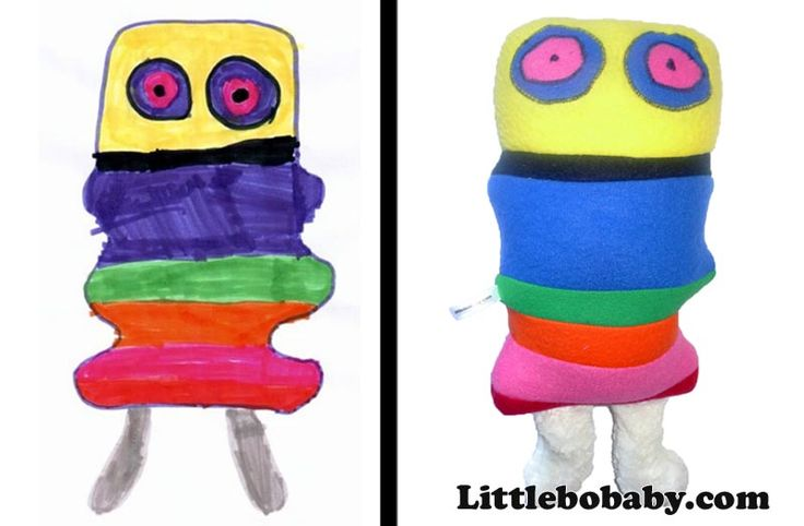 tube monster before and after