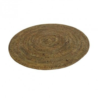 Round Placemat - Natural