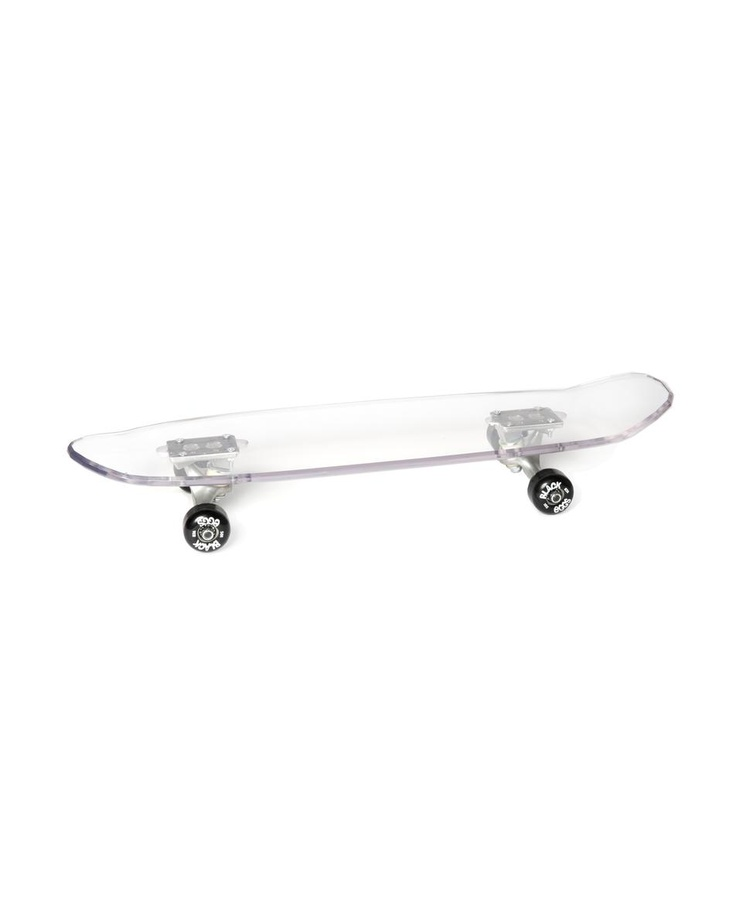 : Pennies Boards, Lucite Skateboard W A N T, Transparents Skateboard, Boys, Acrylics Skateboard, Skateboard Transparents, Adrian Rubidentzel, Glasses Slippers, See Thru Skateboard