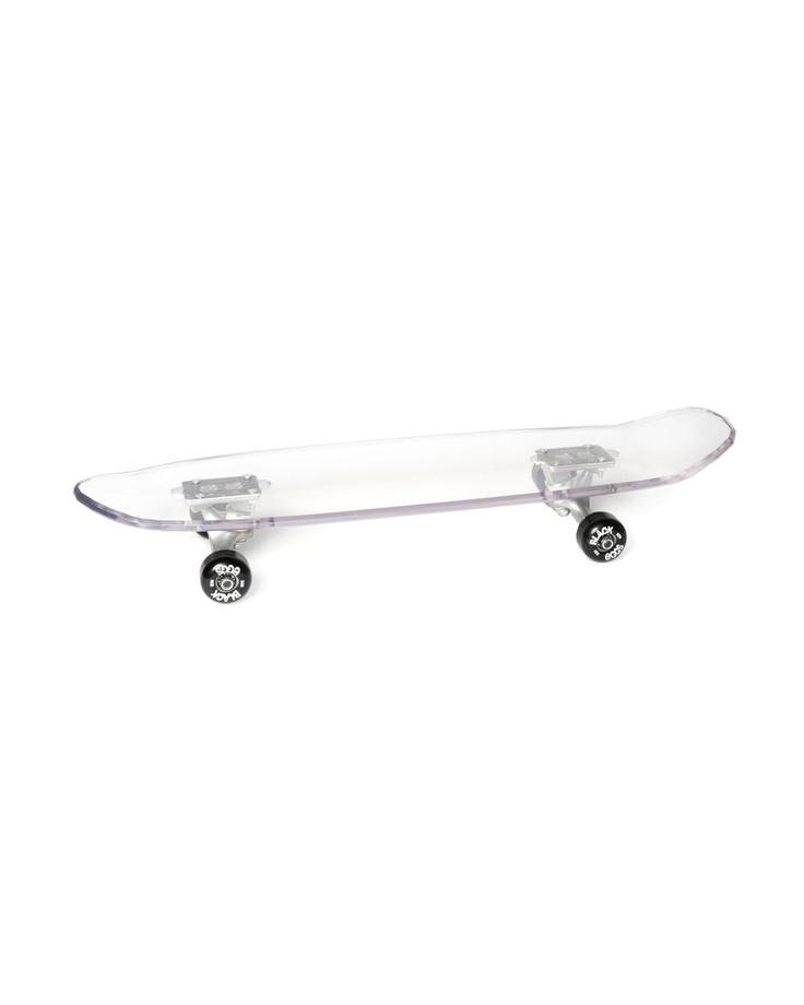 : Bold Gadget Design Inspire, Lucite Skateboard W A N T, Clear Skateboard, Acrylic Skateboard, Longboard Surfboard Skateboard, Boy, Photo