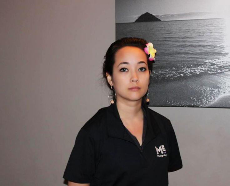 """#featurefriday Employee Feature: Meet Jadelyn, one of our #Massage #Therapist at our #Kaneohe #MassageEnvy #Hawaii location. #spa Jadelyn loves to catch up on her sleep on her days off. Her favorite part about working at Massage Envy, """"I get to do what I love and somebody actually pays me to do it!"""""""