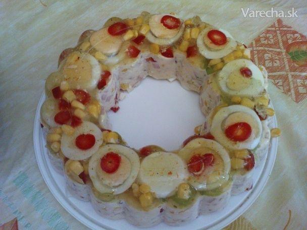 Aspiková torta
