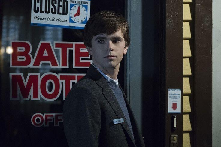 """La exitosa serie de suspenso """"Bates Motel"""" se despide después de 5 exitosas temporadas a través deUniversal Channel."""