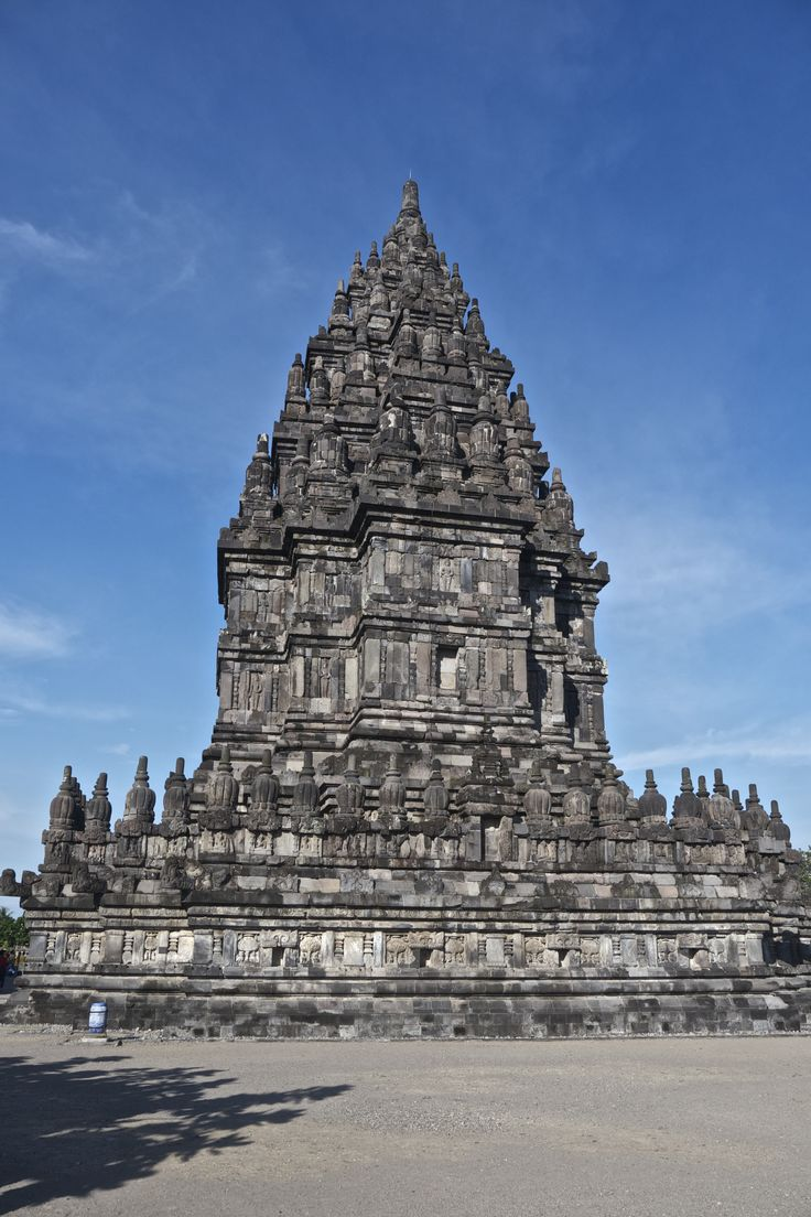 Prambanan is one of the greatest Hindu temples in Southeast Asia. Just a stone's throw away from the more renowned Borobudur, Prambanan is often overshadowed. But stopping by Indonesia's preeminent Hindu relic is a must with every visit to Java.  #Travel #Indonesia