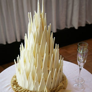 The white queen's The witch Narnia house cake