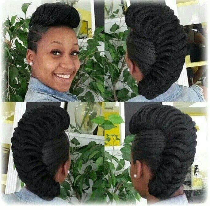 Excellent 1000 Images About Hair On Pinterest Cornrow Quick Weave Bob Short Hairstyles Gunalazisus