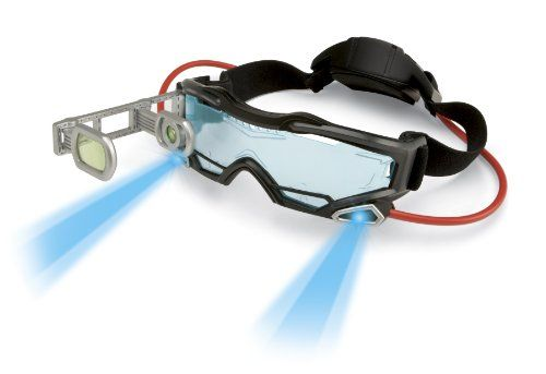 Spy Gear Night Goggles. Read more at http://www.toys-zone.com/spy-gear-night-goggles/