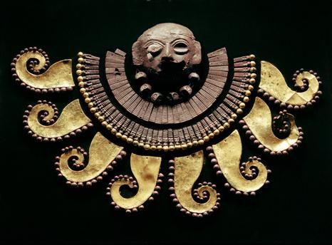 Moche Culture / Art péruvien, côte Nord du Pérou, début de la période intermédiaire, culture mochica I, v. 50 ap. J.–C.