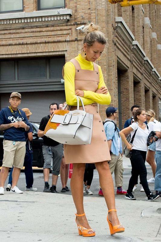 Street Style: estilo en la Gran Manzana - ELLE.ES