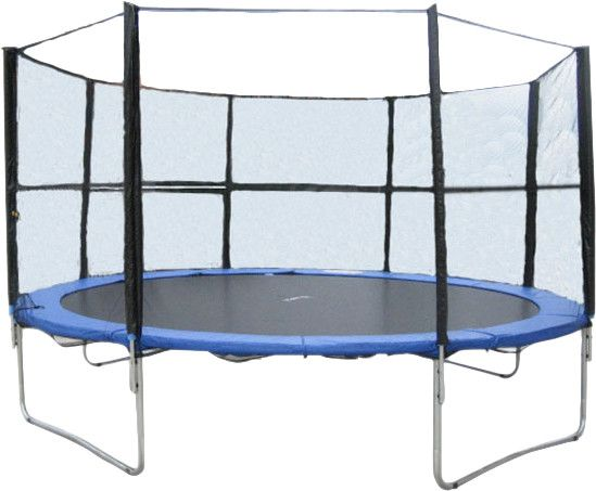 12' Trampoline with Enclosure Net