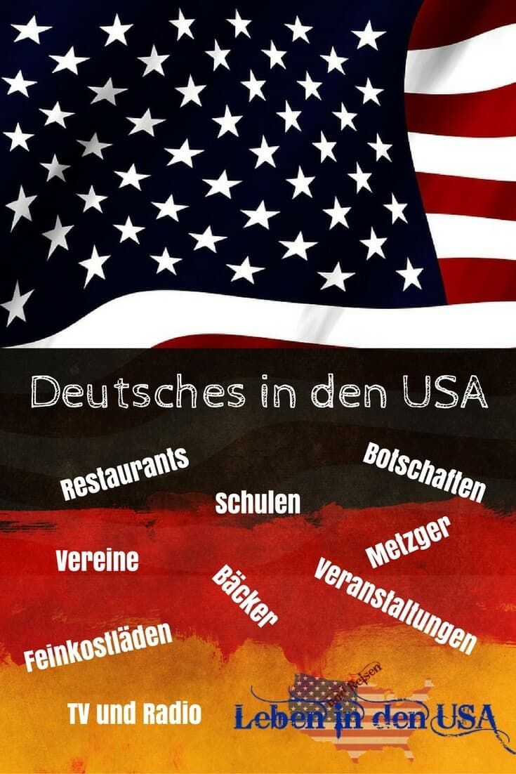 deutsch usa