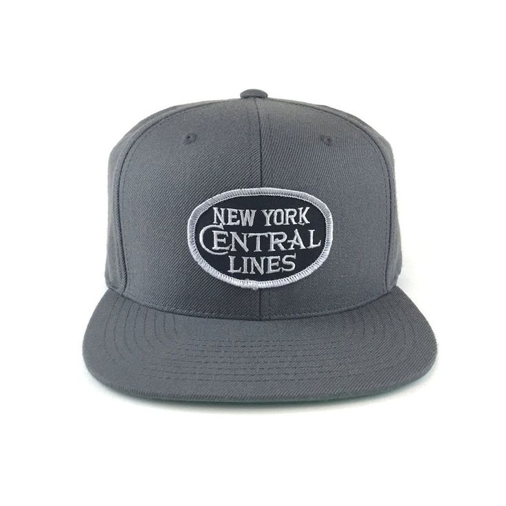 New York Central Lines Readymade Snapback