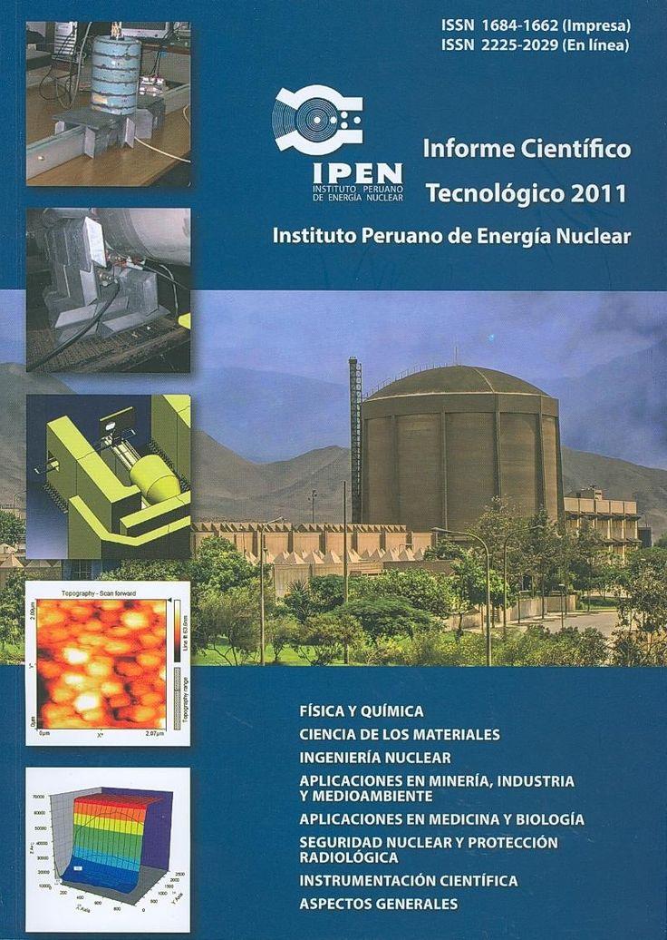 CIENCIA (Informe científico tecnológico 2011). Acceso al texto completo.
