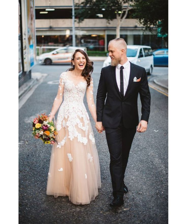 Best 10 Nontraditional Wedding Dresses Ideas On Pinterest