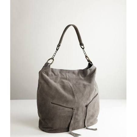 61 best Grey Leather Bags images on Pinterest | Grey leather ...