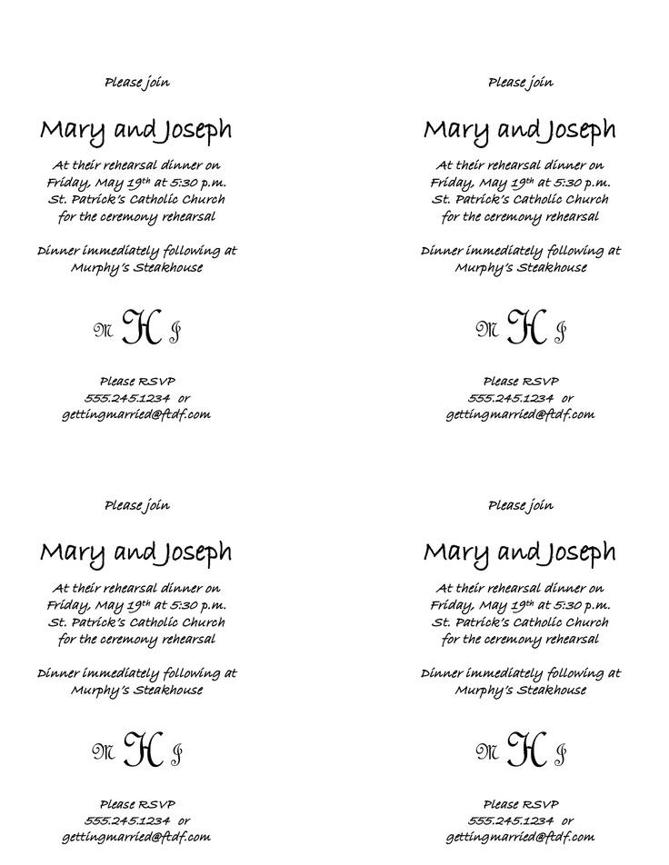 Best 25+ Rehearsal dinner menu ideas on Pinterest Wedding dinner - how to write a invitation letter for dinner