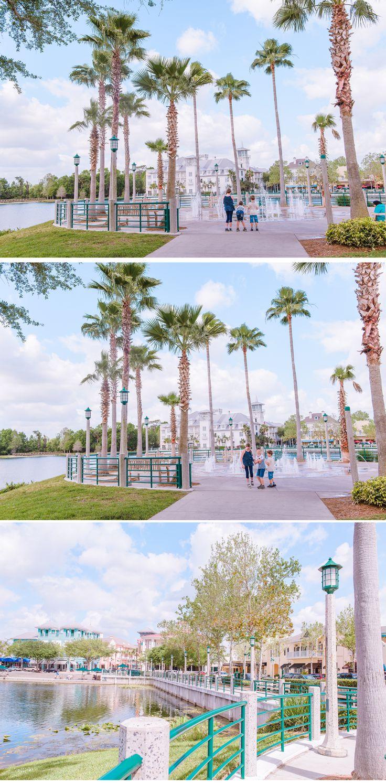 Disneytown Celebration in Florida, USA