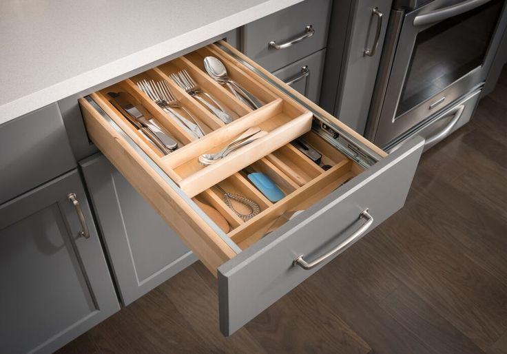 Beautiful Kitchen Cabinet Undermount Drawer Slides
