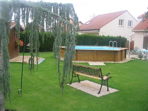 Piscine hors sol bois hydro sud marly piscine hors sol - Piscine belfort residence ...