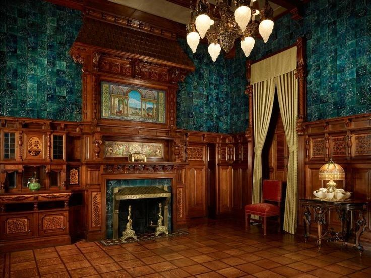 339 Best Victorian Parlors Images On Pinterest