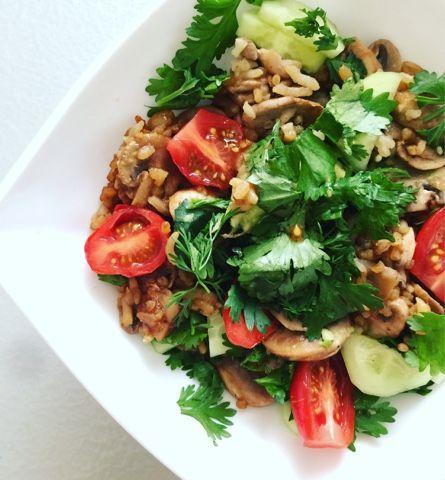 I`m like a bird.....: Рис с грибами и овощами в соевом соусе