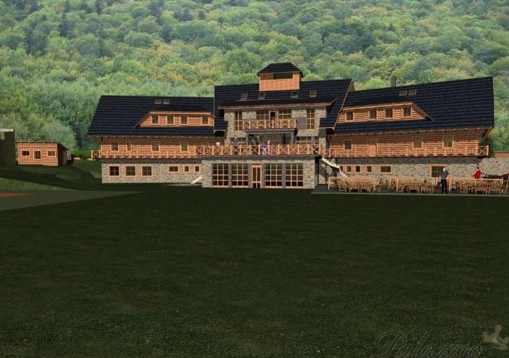 Luxusní rezidence - venkovské sídlo http://www.palazzio.cz