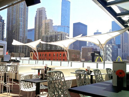 Outdoor Dining Chicago 2015 OpenTable 2015 Top 100 Patio Dining