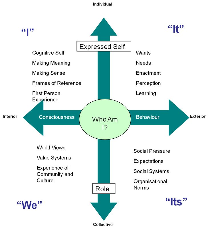 Leadership as a Natural Development and Expression of Who We Are Ken Wilber AQAL