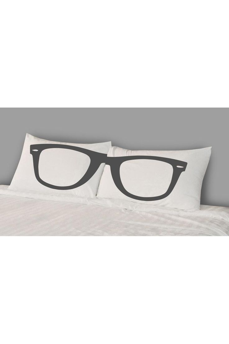 Rise and Fall Glasses Pillow
