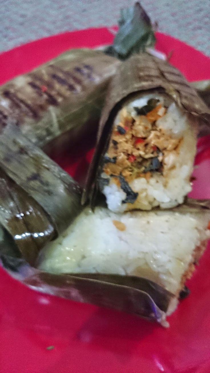 Rumah Makan DJOWO KLATEN: NASI BAKAR PINDANG TONGKOL