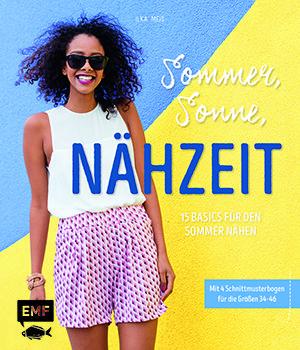 """""""Sommer, Sonne, Nähzeit"""" - kostenloses Schnittmuster für eine kurze Hose Gr. 34-46"""