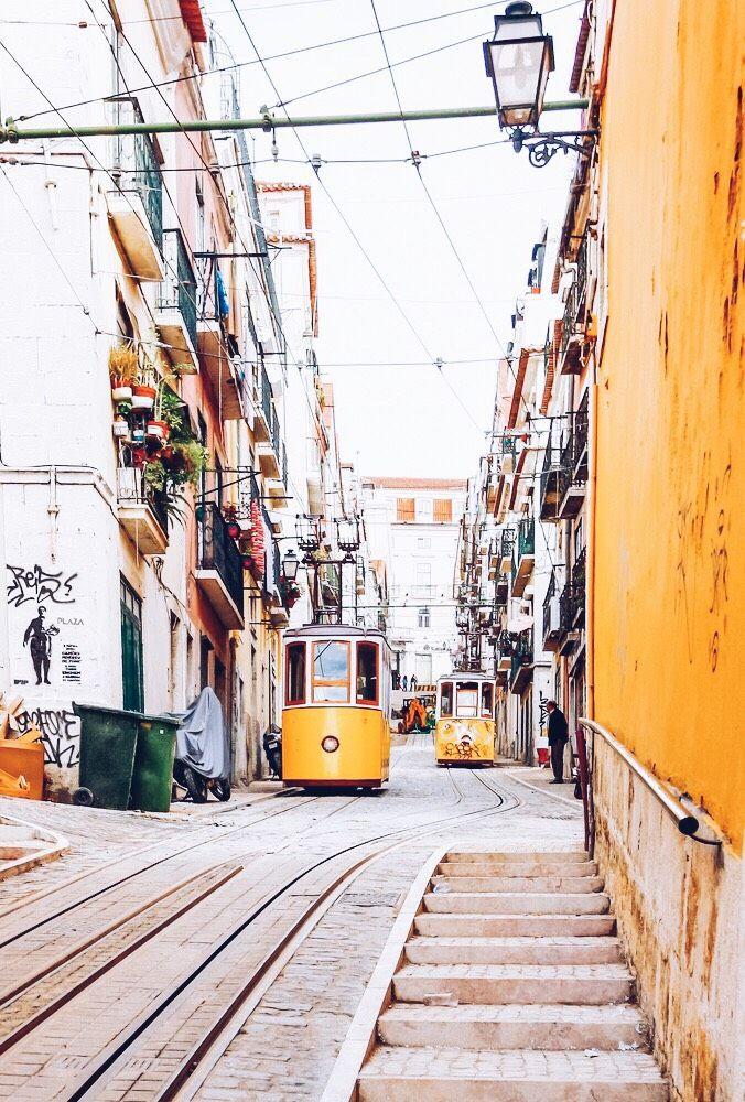 The 10 Coolest Neighbourhoods in Lisbon