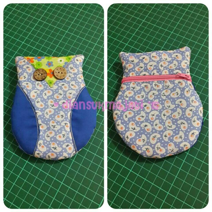 #pouche #dompet #tempathp #owl #burunghantu  #myhobby #hobby #my1stpouche #sewing #handmade #needlework #needlecraft #myprojects #projects