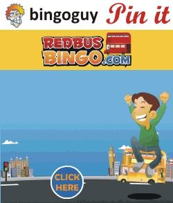 Redbus Bingo is a quintessential British bingo site.