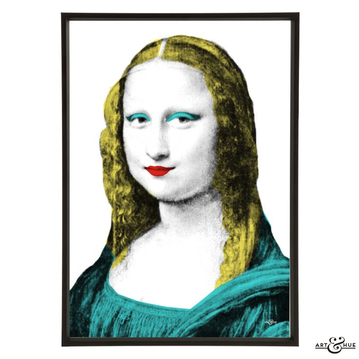 VIDA Leather Accent Tag - Mona Lisa Da Vinci by VIDA d7xNWGx74